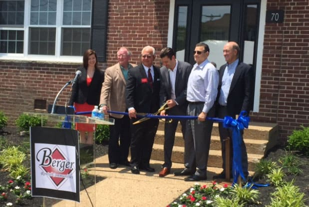 Berger Rental Communities, Local Officials Celebrate Greenview at Chestnut Run Grand Opening Community Revitalized by Multimillion Dollar Renovation