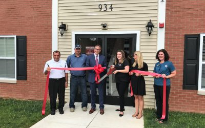 36 New Homes Opened at Lakeview Apartments