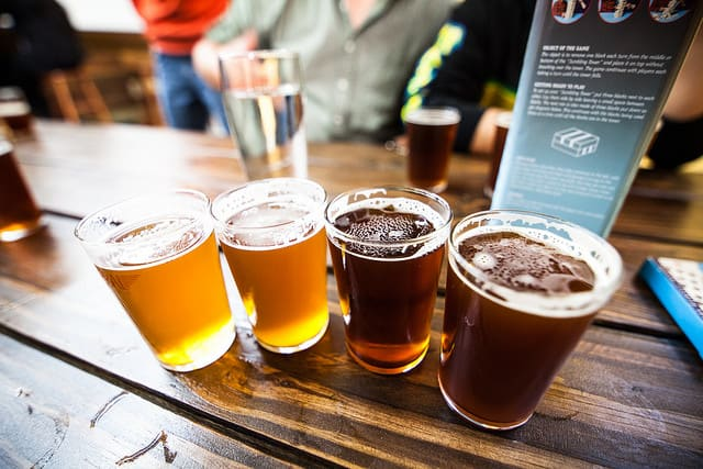 What's Your Favorite Brew at Yorkholo Brewing Company, Commons at Mansfield?