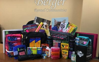 BRC Cares Donates 200+ School Supplies to Cradles to Crayons