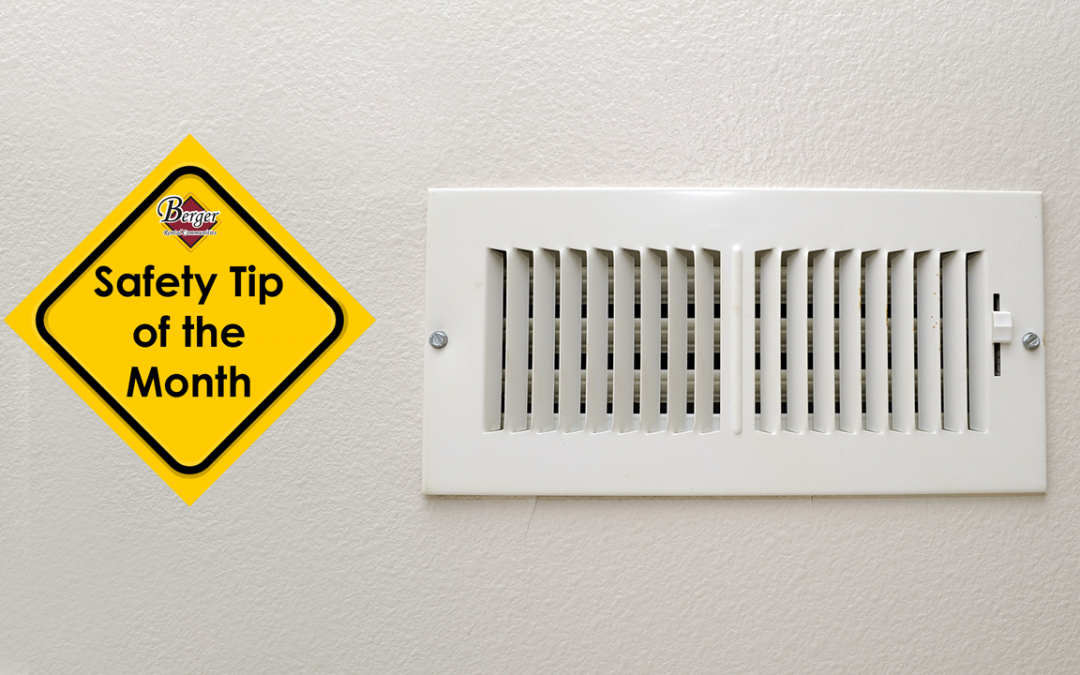 Resident Safety Tip – June