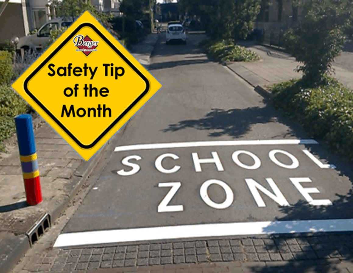 Resident Safety Tip – August