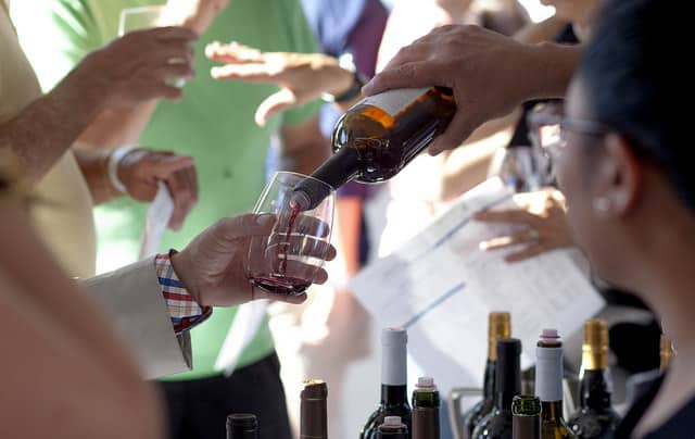 The 26th Annual Dilworthtown Inn Wine Festival Combines Philanthropy and Fun Near The Greentree Building on Oct. 15