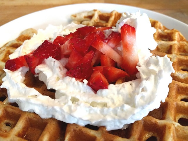 The Original Waffle Shop Is a Longstanding State College Institution Not Far From Vairo Village