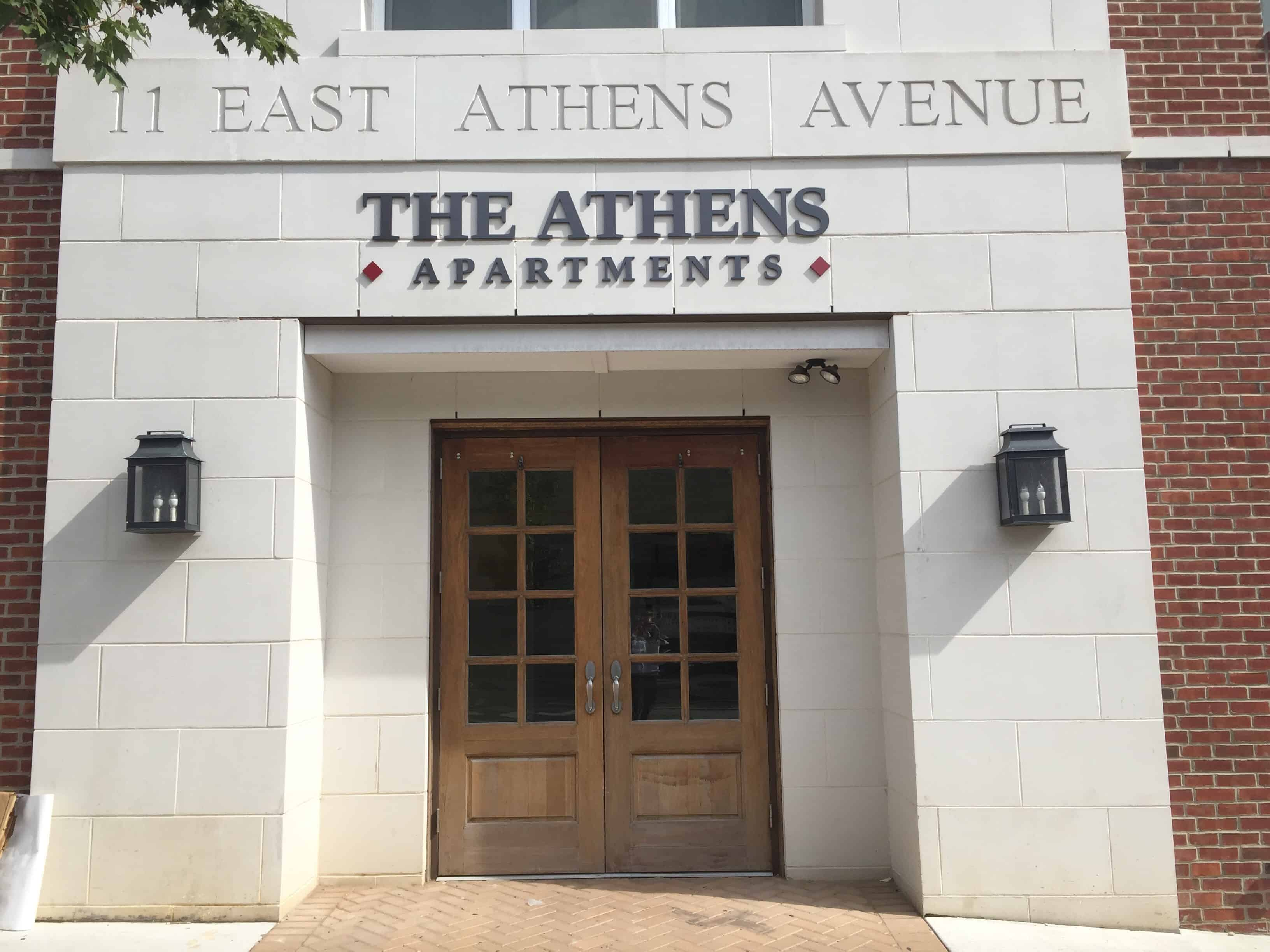 Introducing The Athens, The Newest Berger Rental Community