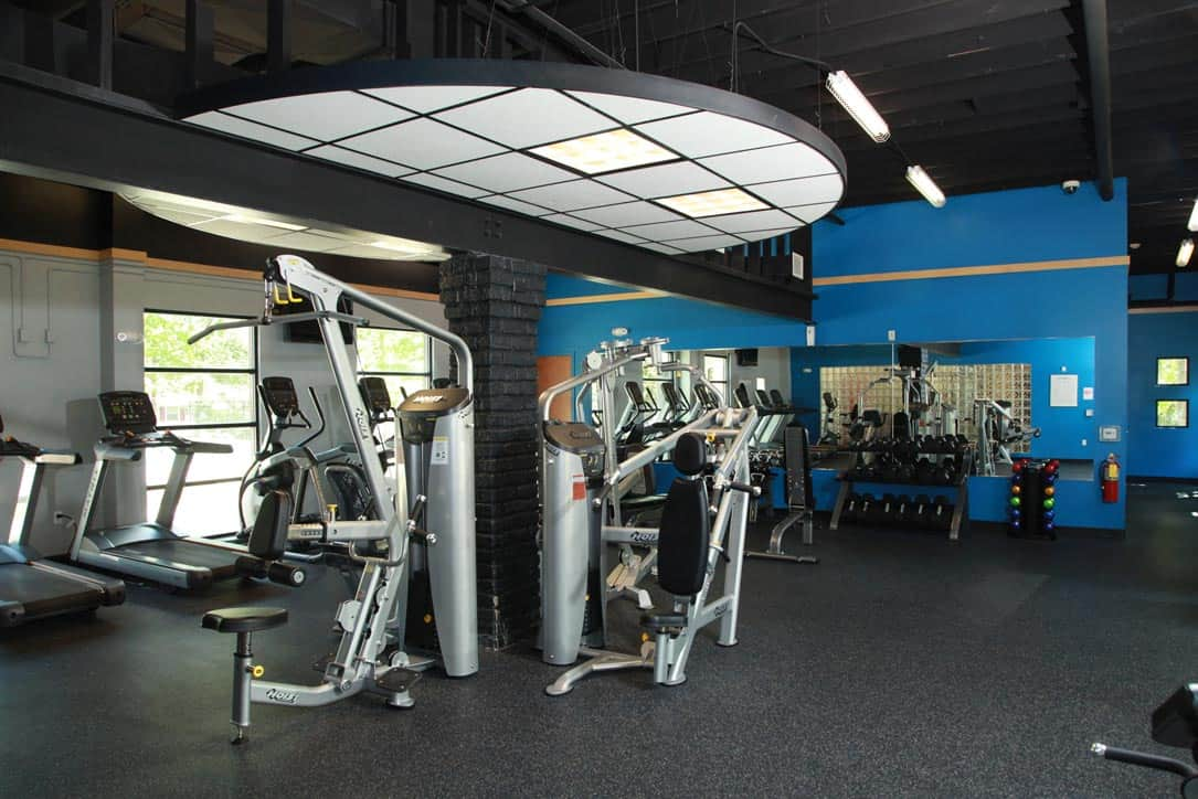 Berger Rental Gym