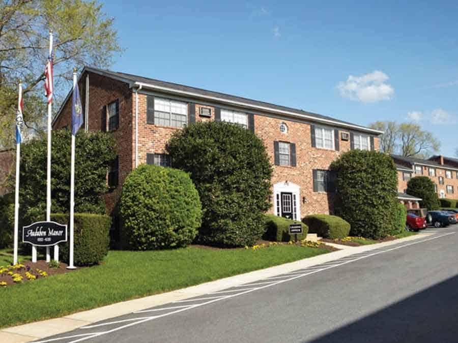 Audubon Manor Apartments