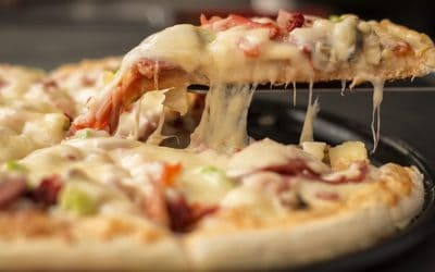 Sink Your Teeth Into a Slice at MOD Pizza