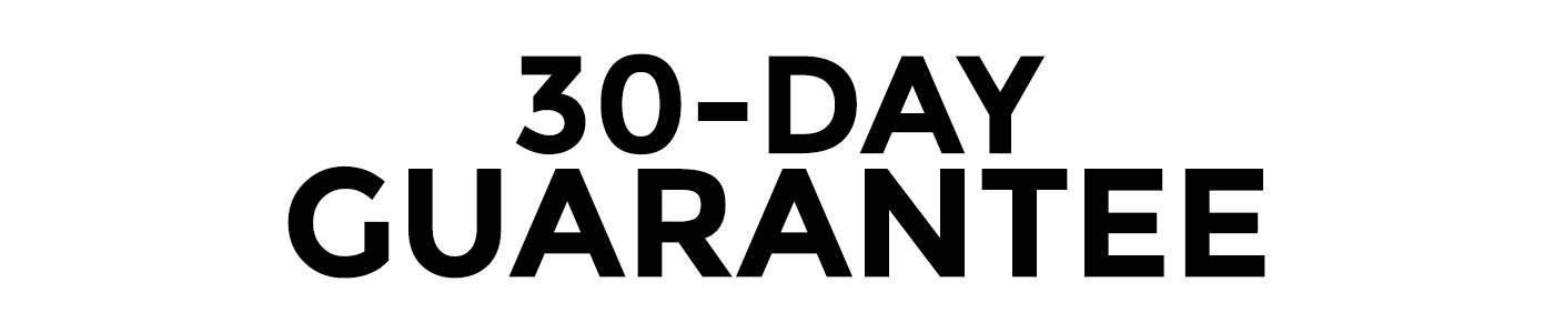 30-Day Guarantee