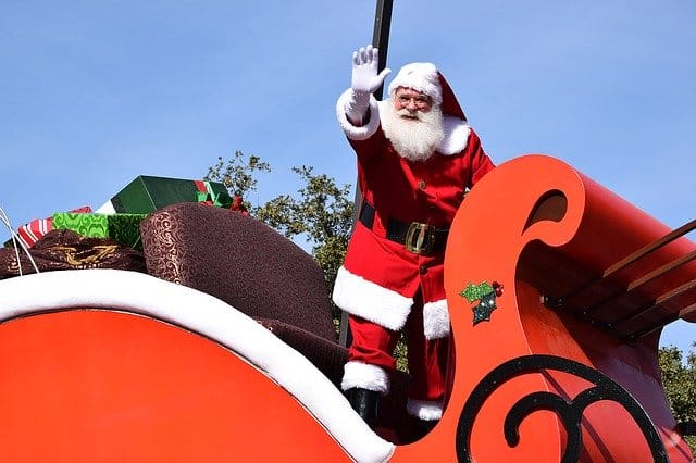 This Weekend Near Audubon Manor: The QVC West Chester Christmas Parade!