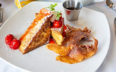 Satisfy a Craving for French Toast at Cafe Madison