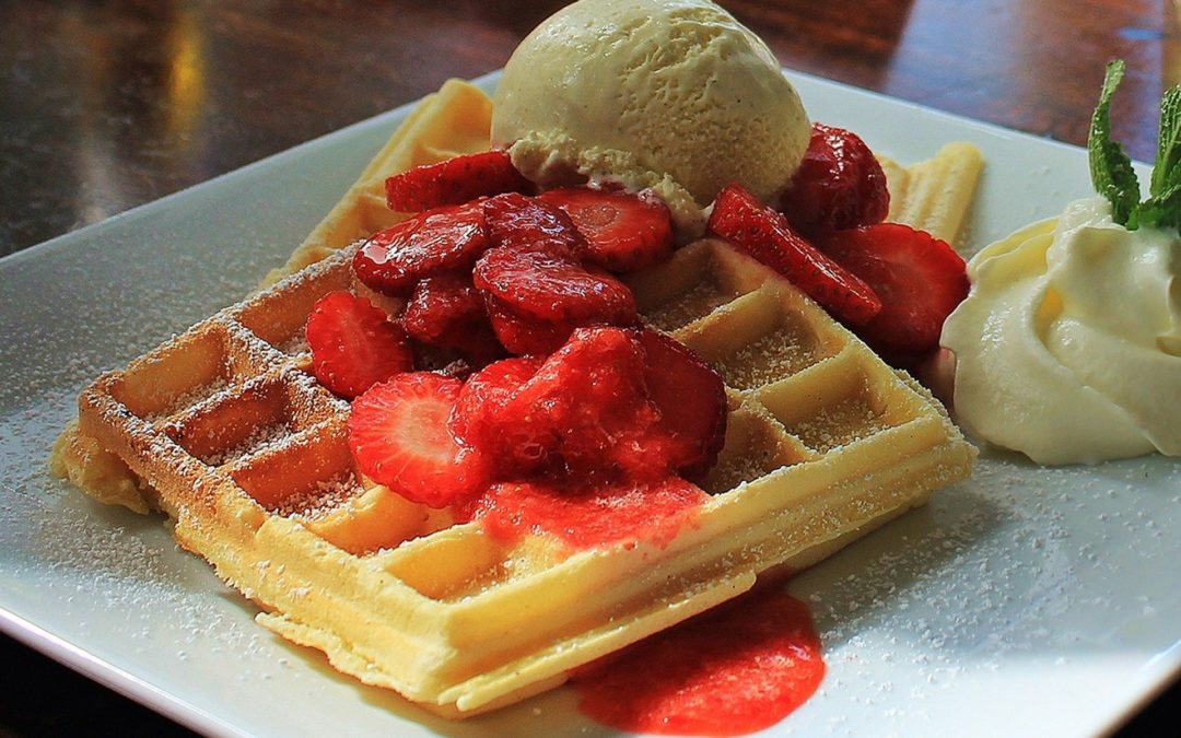 Tastes What Makes The Original Waffle Shop a Local Institution