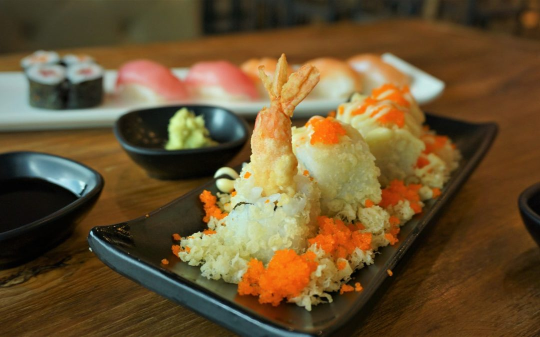 Satisfy a Craving for Sushi at Omiza in Doylestown