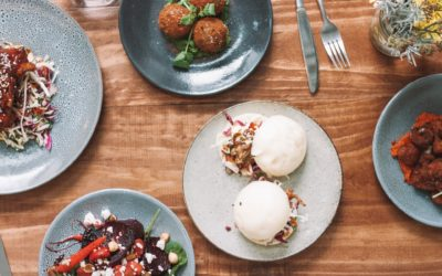 Central Reservation Is a New Tapas Spot Near Toftrees
