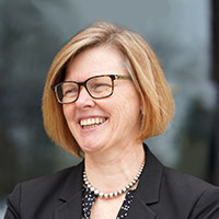 Anne-Marie Niklaus - Chief Operating Officer